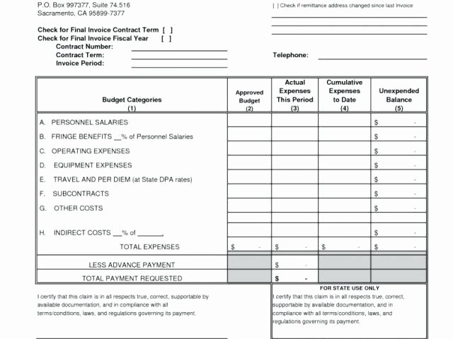 Dependent Care Receipt Template New 15 Child Care Receipts Template
