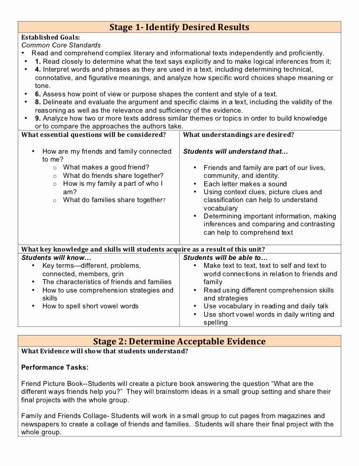 Differentiated Instruction Lesson Plan Template Elegant Differentiated Lesson Plan 1