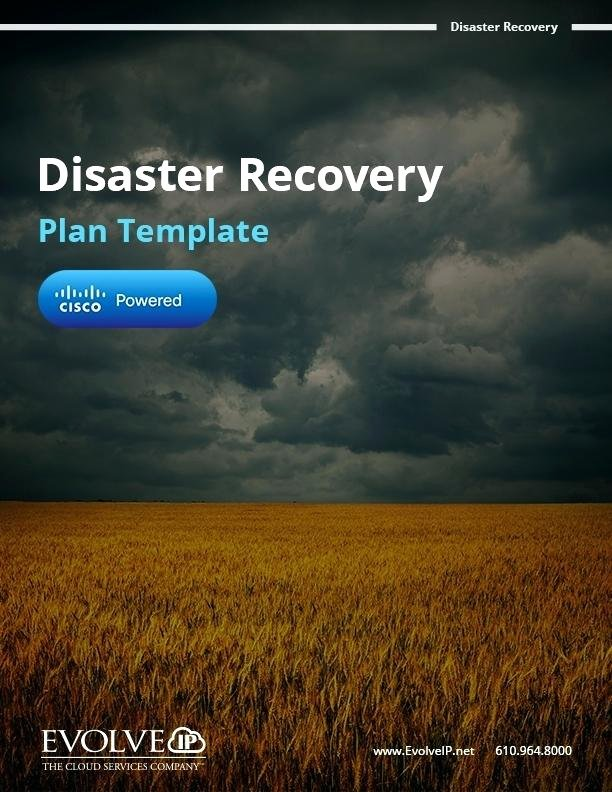 Disaster Recovery Plan Template Nist Beautiful Disaster Recovery Plan Templates Free Sample Example