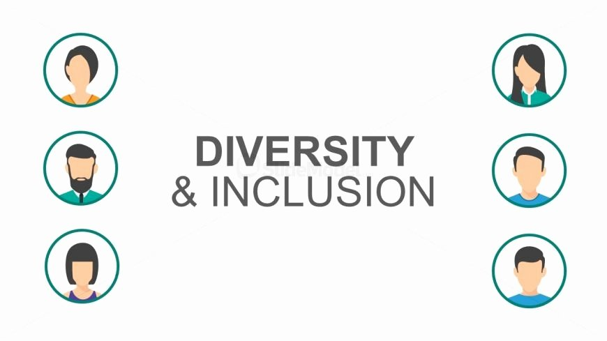 Diversity and Inclusion Plan Template Beautiful Inclusion and Diversity Powerpoint Presentation Slidemodel