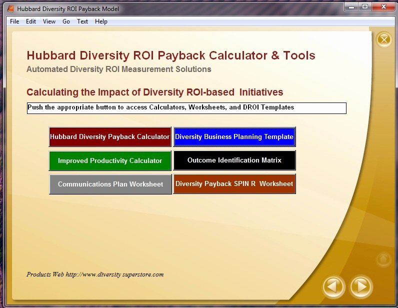 Diversity and Inclusion Plan Template Best Of Diversitysuperstore Diversity Roi Models tools