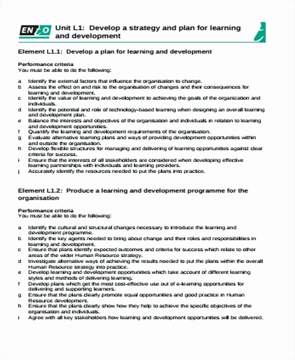 Diversity and Inclusion Plan Template Fresh Strategic Learning Plan Template Diversity and Inclusion