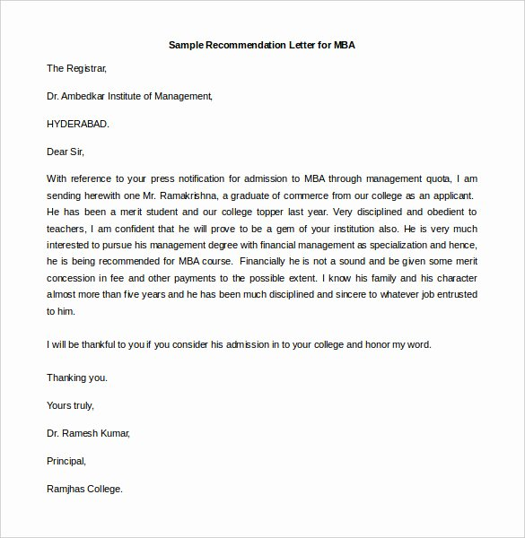 Do Letter Of Recommendation Luxury [free] Letter Of Re Mendation Examples Samples