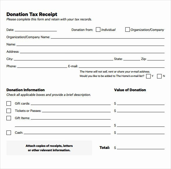 Donation Receipt Template for 501c3 Fresh Donation Receipt Template for 501c3 Templates Resume