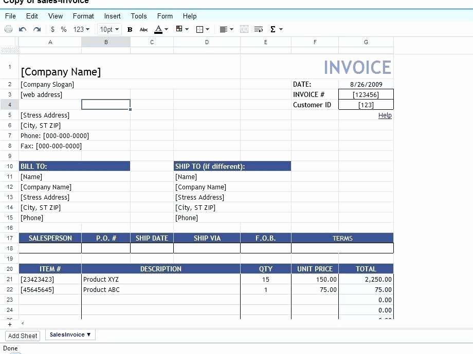 Donation Receipt Template Google Docs Fresh Invoice Google Doc Template Google Doc Receipt Template