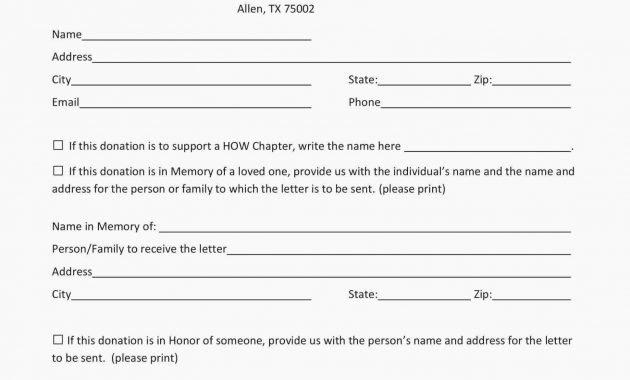 Donation Receipt Template Pdf Fresh Salvation Army Tax Receipt