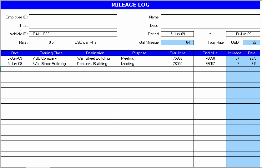 Drivers Log Book Template Fresh Truck Driver Log Book Excel Template