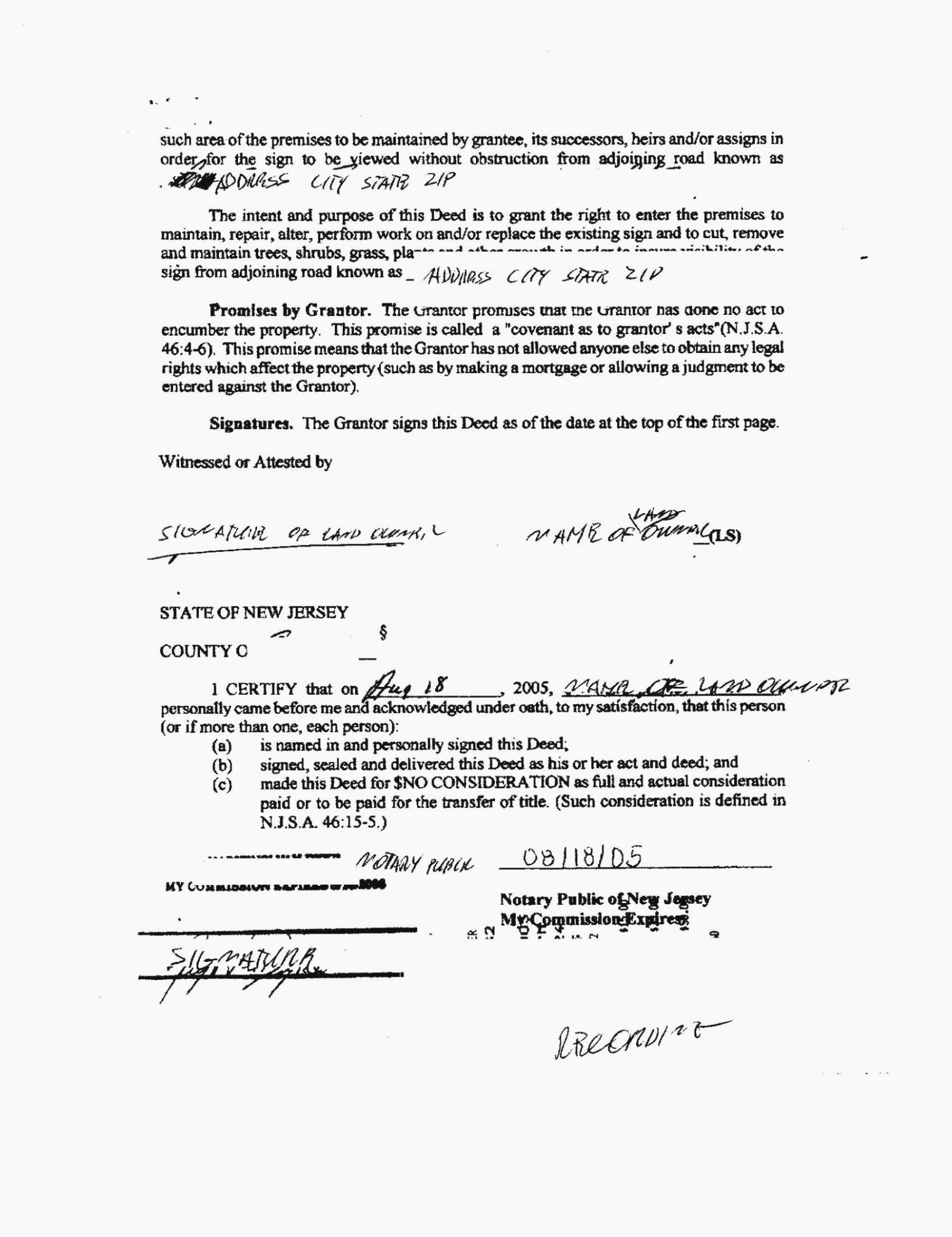 Driveway Easement Agreement Awesome 10 Things to Avoid In Land Easement