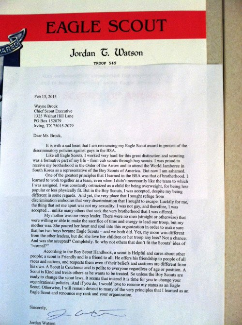 Eagle Letter Of Ambition Example Fresh Boy Scouts Eagle Essay