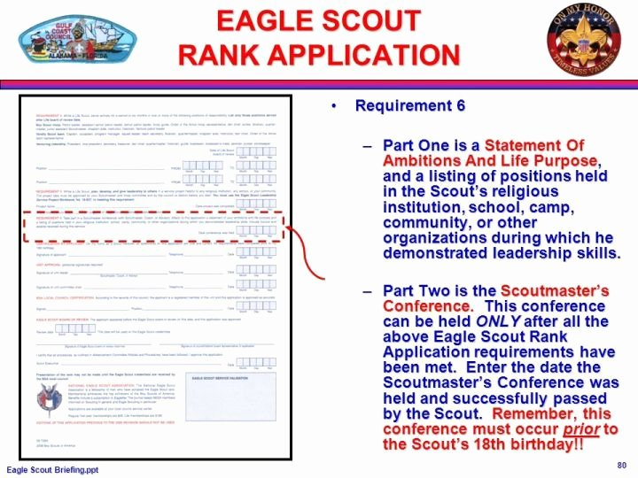 Eagle Letter Of Ambition Example New Eagle Scout Letter Ambition Eletter Co