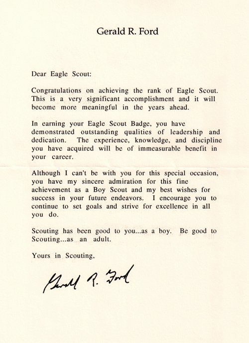 Eagle Scout Letter Of Ambition Example New How to Request Congratulatory Letters for Your Eagle Scout