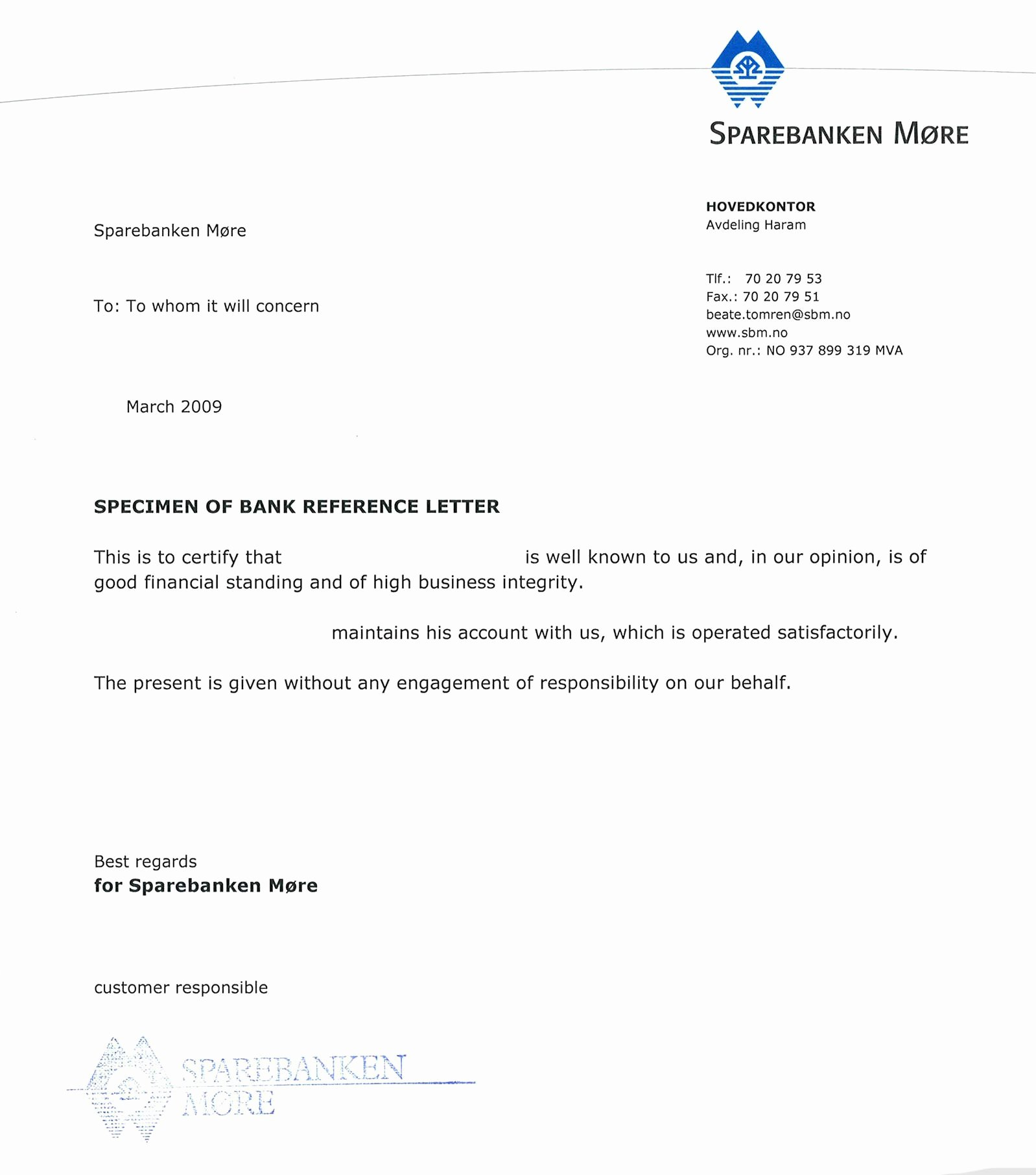 Eb1 Recommendation Letter Sample Luxury Sample Bank Reference Letters