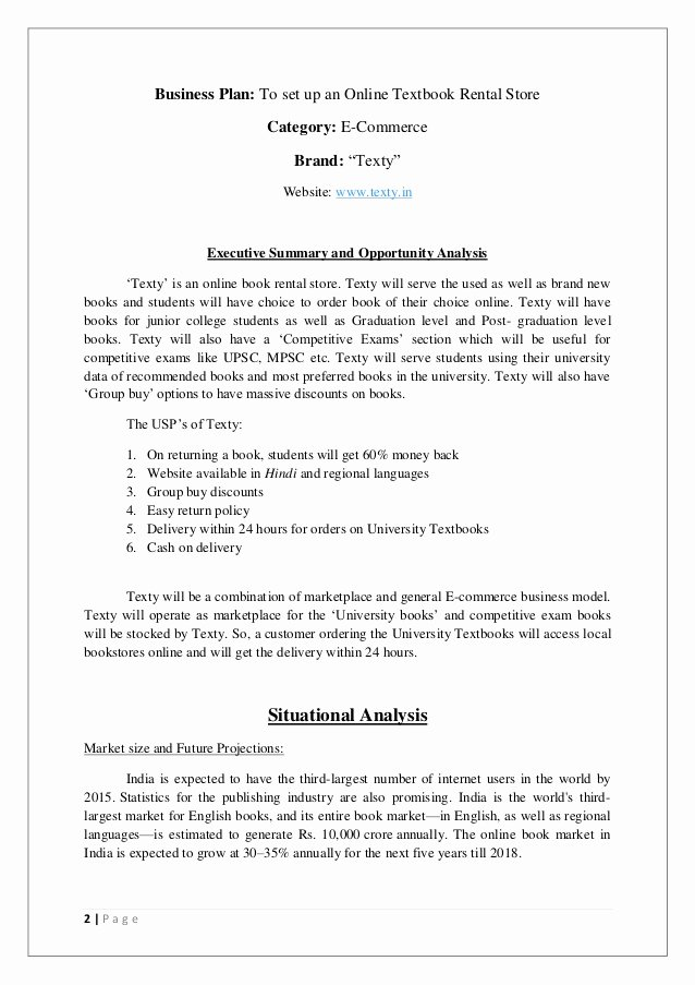 Ecommerce Business Plan Template New Business Plan Template Line Store – Printable Schedule
