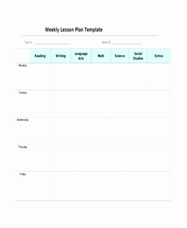 Editable Lesson Plan Template Inspirational Editable Lesson Plan Template High School Lesson Planet