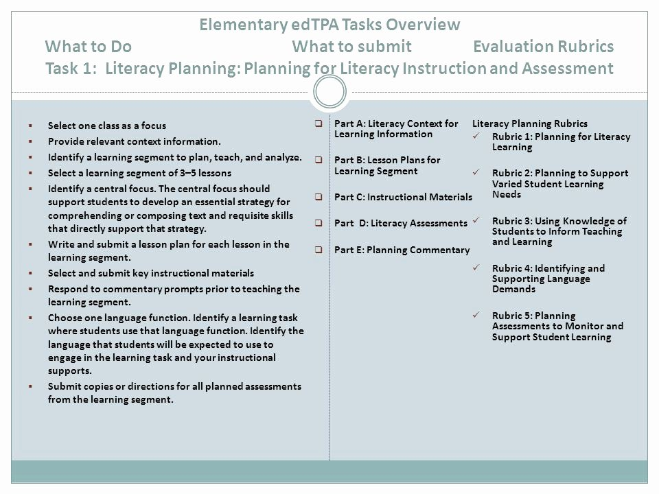 Edtpa Lesson Plan Template 2017 Unique Edtpa Lesson Plan Template 2015 Inspirational Edtpa Lesson