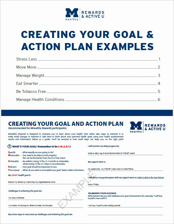 Educational Action Plan Template Best Of Action Plan Template – 109 Free Word Excel Pdf