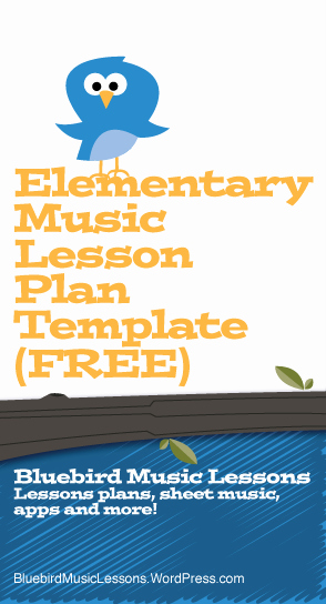 Elementary Music Lesson Plan Template Best Of Free Elementary Music Lesson Plan Template
