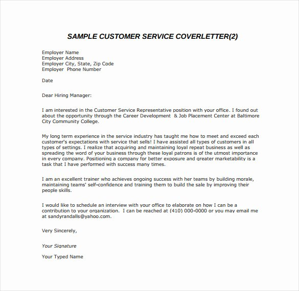 Emailed Cover Letter format Best Of 8 Email Cover Letter Templates Free Sample Example