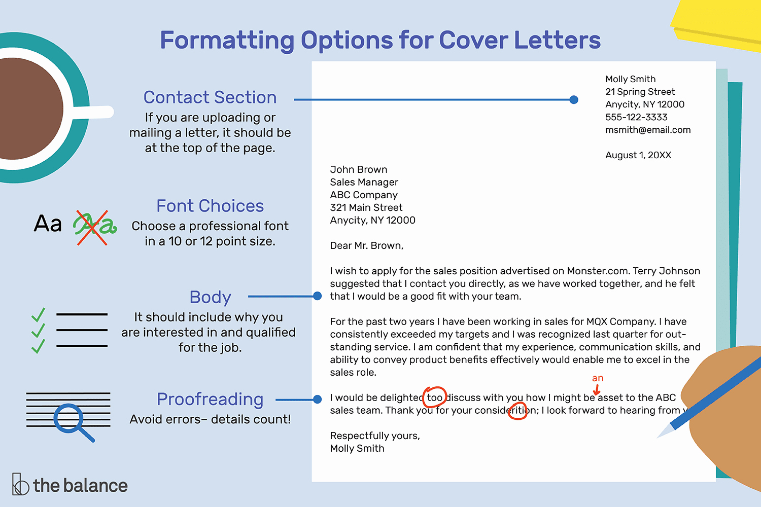 Emailed Cover Letter format Lovely How to format A Cover Letter