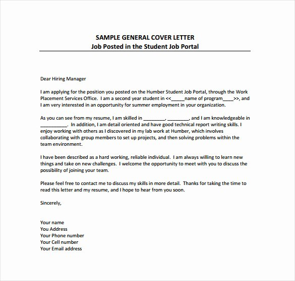 Emailed Cover Letter format New 51 Simple Cover Letter Templates Pdf Doc