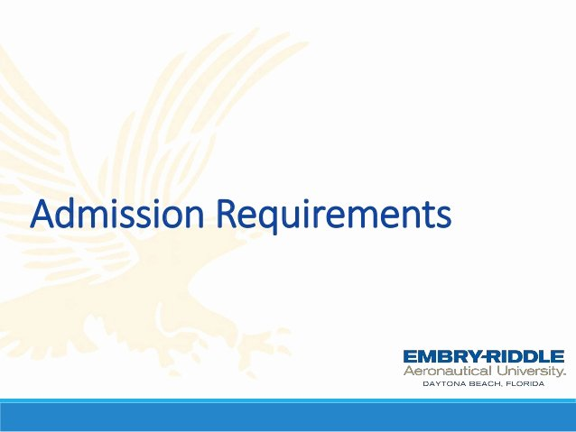 Embry Riddle Letter Of Recommendation Beautiful Webinar Ms and Mba Programs From Embry Riddle