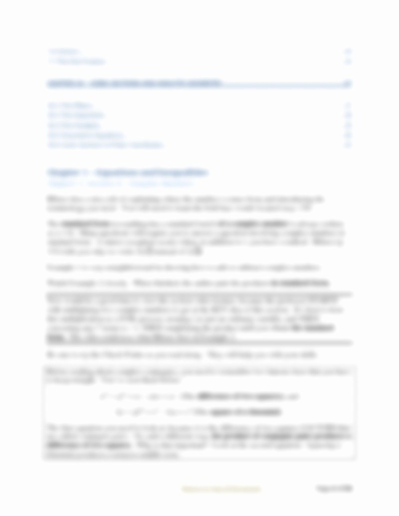 Embry Riddle Letter Of Recommendation Elegant Class Notes Math 142 Trigonometry Mcdonald Pdf