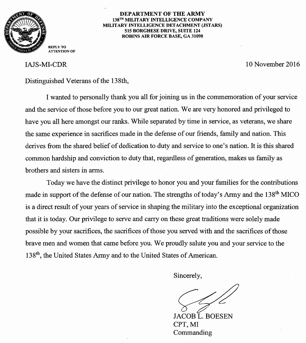 Embry Riddle Letter Of Recommendation Fresh 138th Aviation Pany Rr
