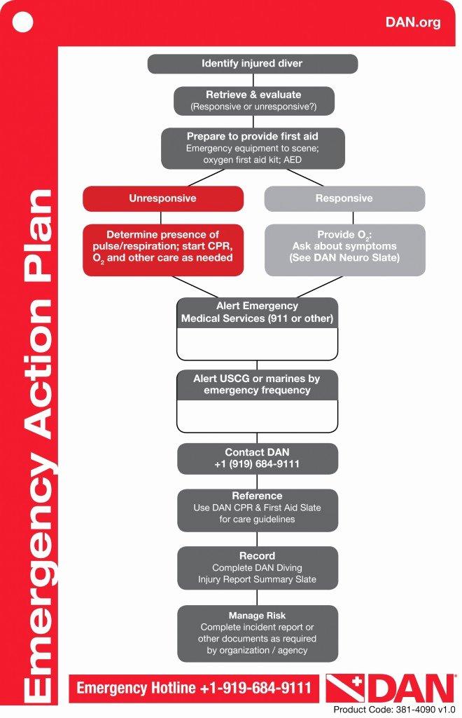 Emergency Action Plan Template Fresh Dan Emergency Action Plan Template – Try Diving