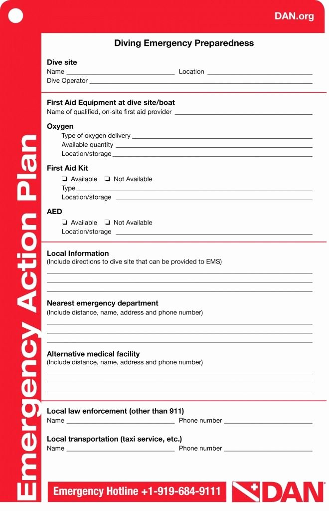 Emergency Action Plan Template New Image Result for Emergency Action Plan for Scuba Diving