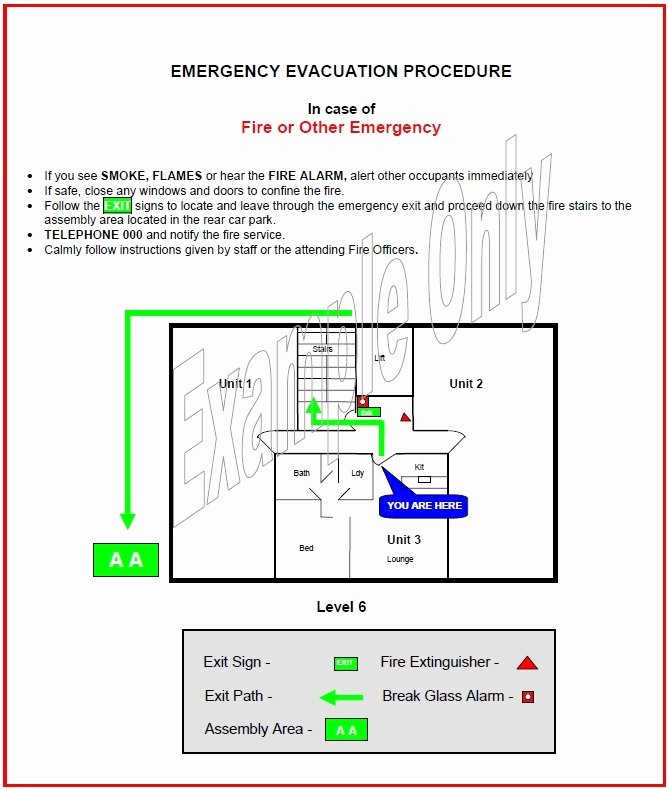 Emergency Evacuation Plan Template Beautiful Emergency Evacuation Template Map Templates Resume