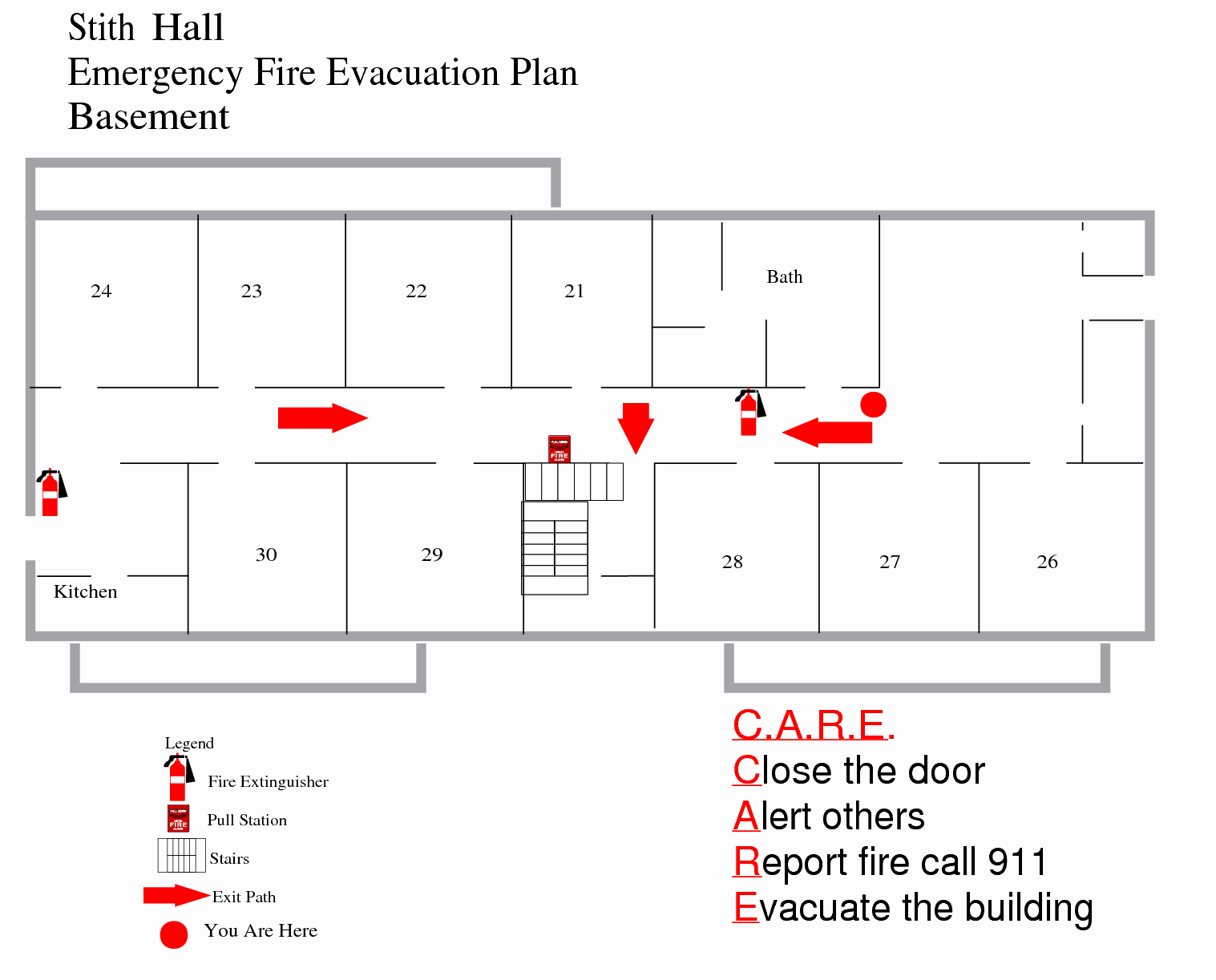 Emergency Evacuation Plan Template Best Of 8 Best Of Fire Site Plan Diagram Building Fire