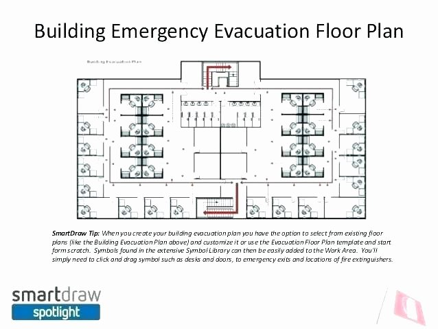 Emergency Evacuation Plan Template Free New Emergency Exit Floor Plan Template Fire Exit Floor Plan