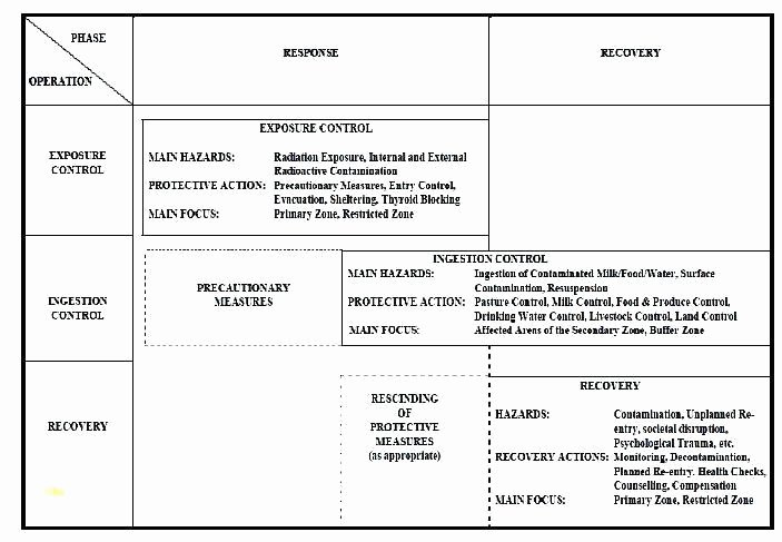 Emergency Operations Plan Template Beautiful Emergency Action Plan