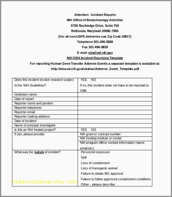 Emergency Operations Plan Template Elegant Operations Plan Template
