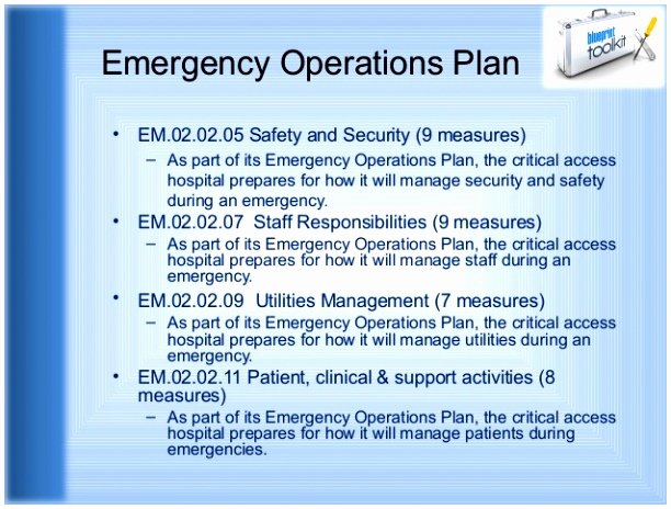 Emergency Operations Plan Template New 5 Hospital Emergency Operations Plan Template Yriti