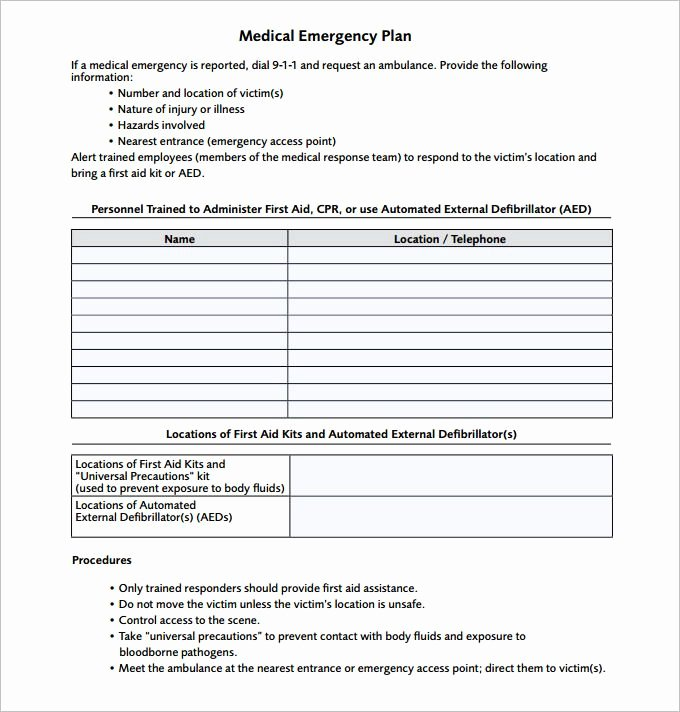 Emergency Response Plan Template Awesome Best 25 Emergency Action Plans Ideas On Pinterest