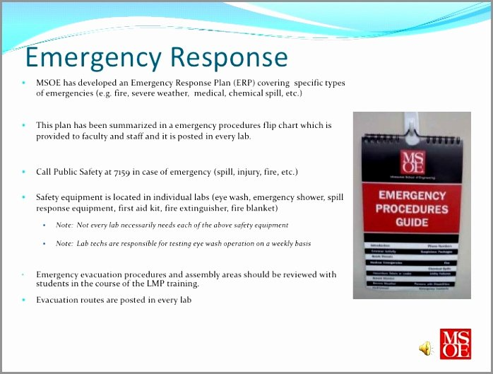 Emergency Response Plan Template Fresh Sample Emergency Action Plan 10 Free Sample Templates