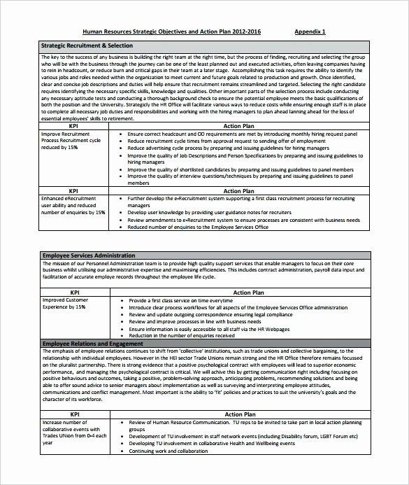 Employee Action Plan Template Fresh Development Action Plan Template – Kazakiafo