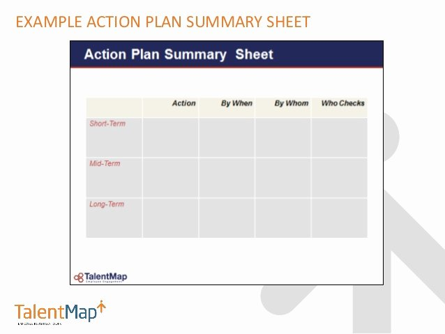 Employee Action Plan Template Lovely after the Employee Engagement Survey now What Best
