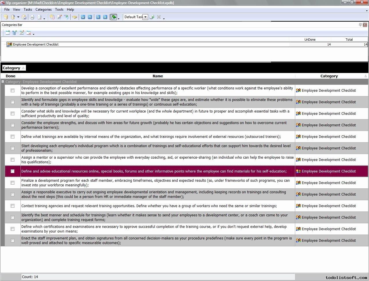 Employee Development Plan Template Beautiful Employee Management Templates