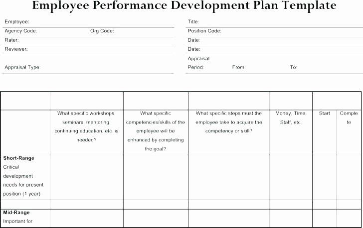Employee Development Plan Template Best Of Performance Development Plan Template – soccercleatssalefo