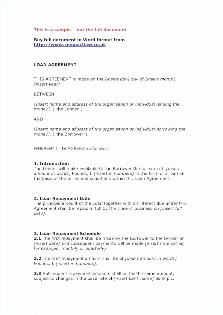 Employee forgivable Loan Agreement Template Elegant Loan forgiveness Agreement Template Loan Loan Repayment