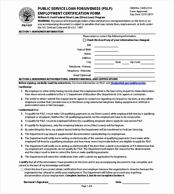 Employee forgivable Loan Agreement Template Unique 6 form Personal Statement Examples Informative Speech and
