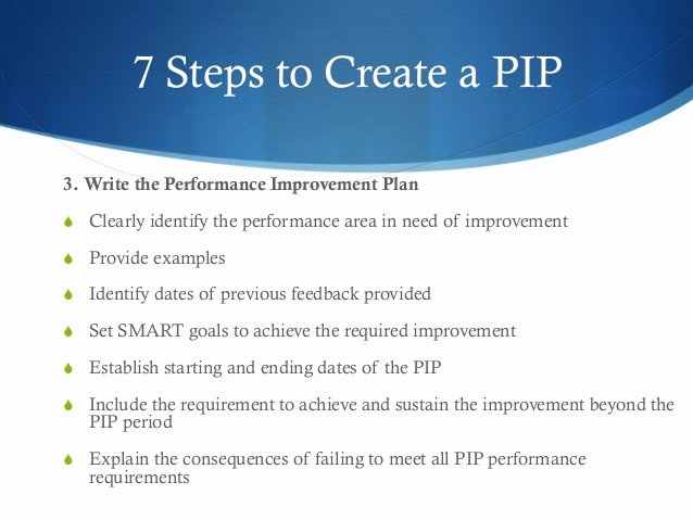 Employee Improvement Plan Template Elegant Employee Performance Improvement Plan Pip