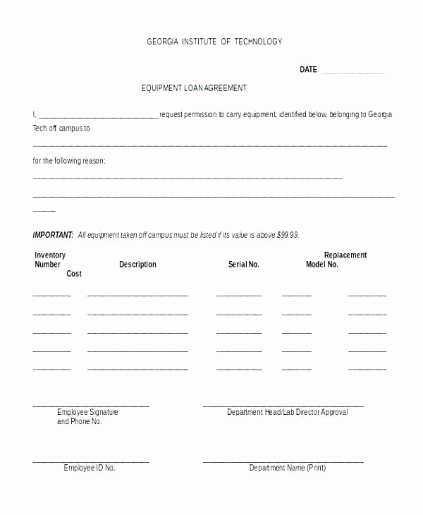 Employee Loan Agreement California Beautiful Money Lending Agreement format Borrowing Contract Template