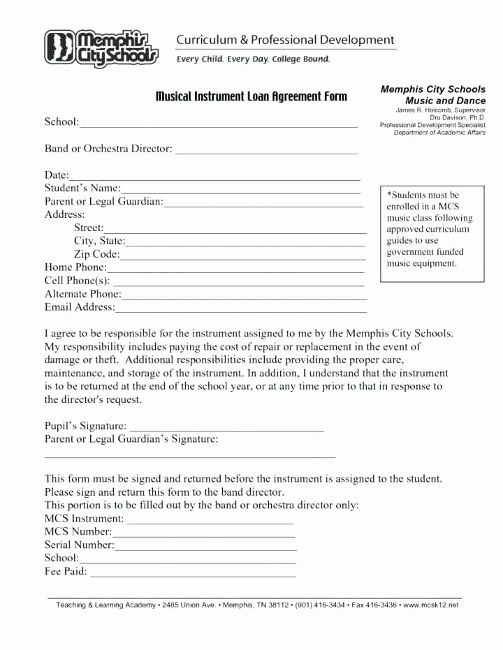 Employee Loan Agreement California Best Of Free Employment Verification form