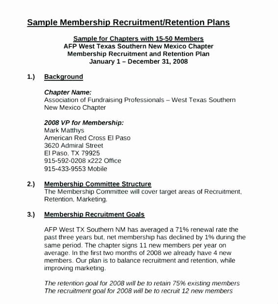 Employee Retention Plan Template Elegant Employee Retention Plan Jyler – Retention