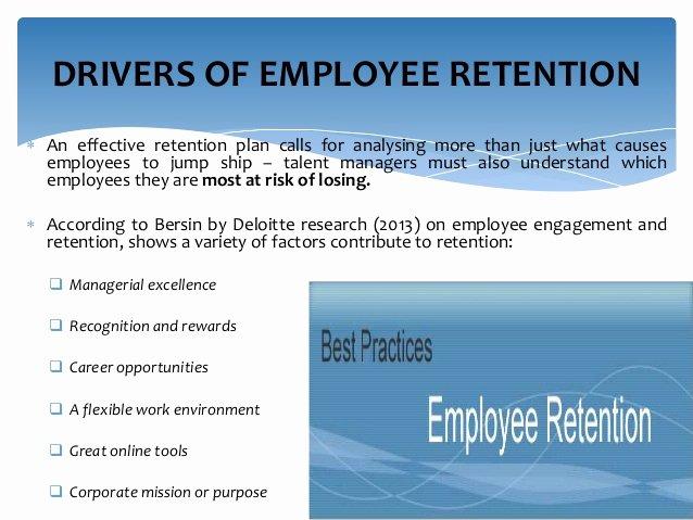 Employee Retention Plan Template Elegant Leading Through Engagement Management Strategies to