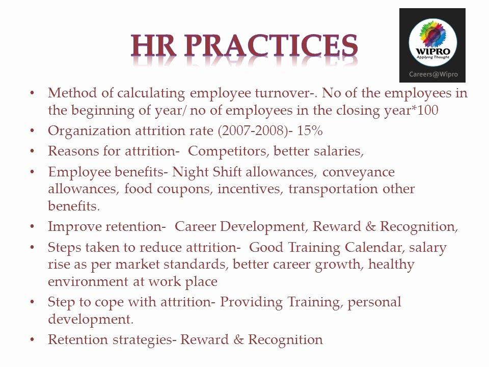 Employee Retention Plan Template Fresh Service Desk Salary In Wipro Hostgarcia