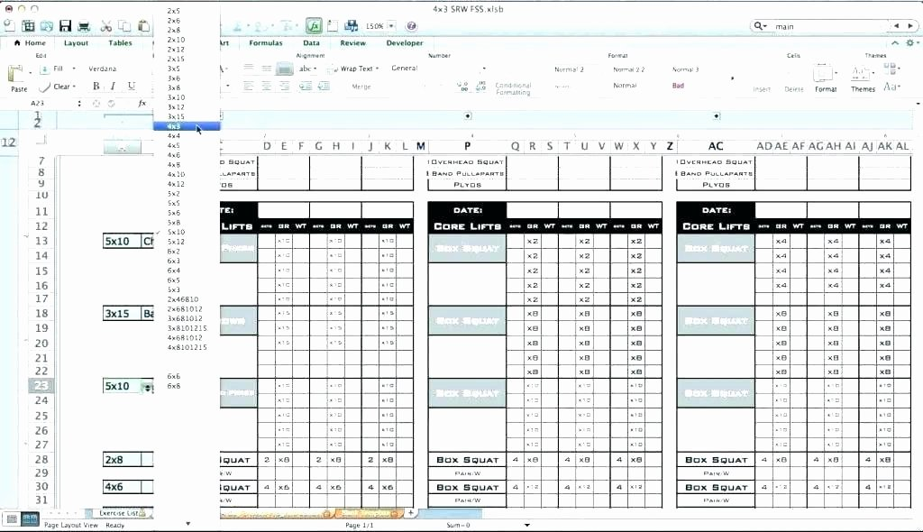 Employee Training Plan Template Excel Beautiful Training Tracker Excel Download by Army Training Tracker